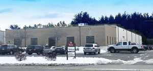 Our offices and zinc warehouse are located at 569 Main Street, Hudson, MA.