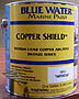 Blue Water Marine Paints - Copper Shield 45